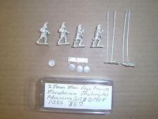 25mm Mini Figs Ancient  Alexander Macedonisn Phalangites advancing