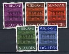 Suriname 1975 Mi. 705-709 Nuovo ** 100% Banca centrale Paramaribo