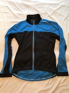 Muddyfox Cycling Jacket Blue Medium