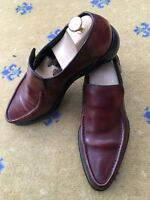 Oliver Sweeney Mens Shoes Brown Leather Loafers UK 9 US 10 EU 43