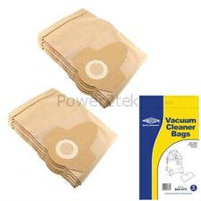 10 x RU 25 LITRI Aspirapolvere Sacchetti Per POWERPLUS POW0340A Hoover UK