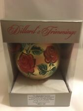 NWT-Hanging Ornament - TRIMSETTER by Dillard's