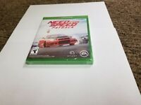 Need for Speed Payback (Microsoft Xbox One, 2017) new
