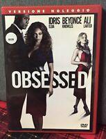 Obsessed DVD Beyonce Elba Larter Ex Noleggio Italiano Come Da Foto  N