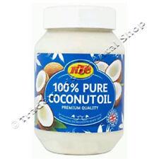 KTC 100% Pure Huile de noix de coco - 500 ml