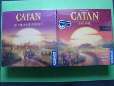Catan - Das Spiel + Erweiterung: Händler&Barbaren