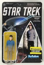 "Star Trek Beaming Spock 3.75"" Fully Posable Action Figure- EE Exclusive Series 1"