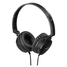 Thomson On-Ear Headphones - Black HED2207BK  # 00132623 (UK Stock) BNIB