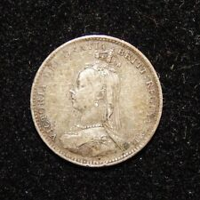 Great Britain 3 Pence, 1889