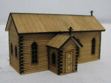 "Trackside Models - N Scale - Laser Cut ""The Country Church"" - SM044"