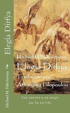 Elegía Dírfya : Una Canción a un Amigo Que Ha Partido by Michael Nikoletseas...