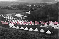 HA 47 - The Hants Carabiniers Military Camp, Winchester, Hampshire - 6x4 Photo