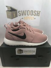 Nike Womens Roshe One Size 9.5 New Particle Pink Black Sail Rare 844994 601