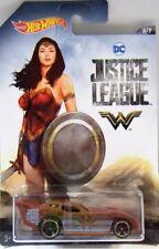 2017 HOT WHEELS DC UNIVERSE Justice League Wonder Woman Maximum Leeway