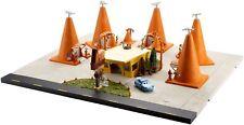 Disney Pixar Cars 3 Sally's Cozy Cone Motel Playset - NEW Lightning McQueen