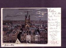 Gelaufene Ansichtskarte Köln neumarkt- europa:11332