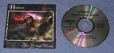 2004 METAL ~ HODSON ~ This Strange World ~ RARE PROMO ~ PROMOTIONAL CD