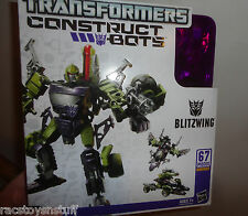 TRANSFORMERS BLITZWING  CONSTRUCT BOTS, UNOPENED,