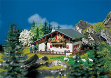 130287 Faller HO Kit of a Mountain chalet - NEW