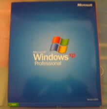 Microsoft Windows XP Professional Version 2002 UPGRADE