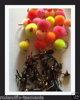 4 MODELS per 12 16 tungstennymphen-Spanish nymnphe for Fly Fishing