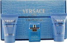 Versace MAN Eau Fraiche 3 Pc. Set  25 ml Shower Gel, 25 ml After Shave, 5 ml EDT