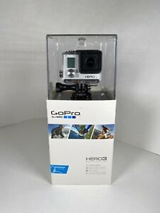 GoPro HERO3 Action Camera - White Edition - Brand New in Sealed Box