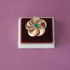 Unbranded Emerald Bronze Fine Jewellery