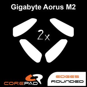 Corepad Skatez Gigabyte Aorus M2 Ersatz Mausfüße Hyperglides Hyperglide