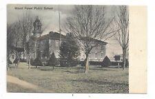 Wellington County MOUNT FOREST ONTARIO Public School, Circa 1907