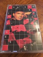 GARTH BROOKS - IN PIECES - CASSETTE TAPE 1993 - FREE SHIPPING