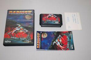 Darius Ⅱ 2 Japan Sega Mega Drive Taito game shooter shmup