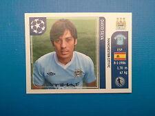 Panini Champions League 2011-12 n. 51 Silva Manchester City