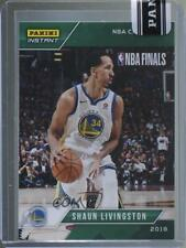 2017-18 Panini Instant NBA Champions Green /10 Shaun Livingston #10