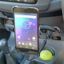 Support de voiture de GPS noirs pour téléphone mobile et PDA Google