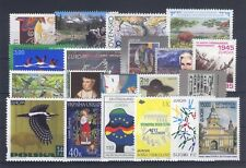 EUROPA CEPT LOT with SINGLE STAMP SETS, MNH (see photo - 20 SETS)