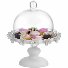 Glass Cake Stands with 1 Tiers