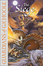 The Siege (Guardians of Ga'Hoole)-ExLibrary