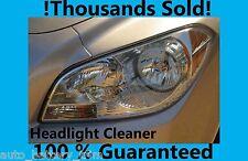 Headlight Restoration Kit For 1 Car Professional Formulation Fast Shipping