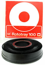 GAF / Sawyer's Rototray 100 - Slide Projector Rotary Magazine - Boxed