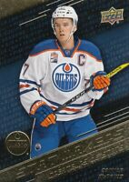 2017-18 UPPER DECK TIM HORTONS STAT MAKERS  CONNOR McDAVID NO:SM-1     a
