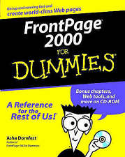 FrontPage 2000 For Dummies