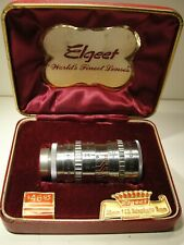 VINTAGE ELGEET WORLD FINEST LENS  38 MM X F25, IN ORIGINAL CASE
