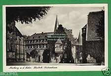 Marburg Lahn Deutschordenhaus Personen # 242 Deutschherrenhaus