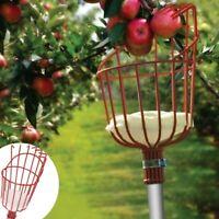 Cueilleur de Fruits Panier de Cueillette de Pomme Orange Accessoires de Verger