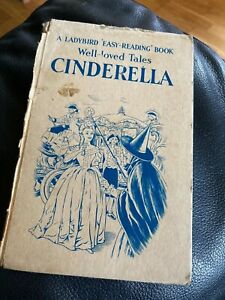 LADYBIRD BOOK WELL LOVED TALES CINDERELLA SERIES 606D 1964 VERA SOUTHGATE