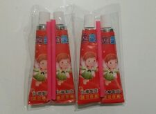 4 x  NEW Bottles, Tube of Space Ball Plastic Bubble Blow FUN Magic toy