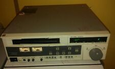 Panasonic AG-DS540 Pro S-VHS VHS Editing Deck Video Cassette Player P/R