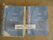 2010 FORD Mustang Service Manuals Manual OEM