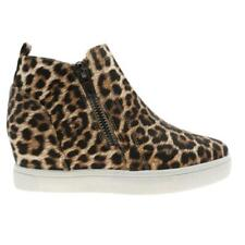 82460 Hide Leopard Outwood Ankle Sneaker Boot